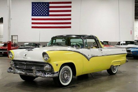 incredibly rare 1955 Ford Ranchero vintge for sale