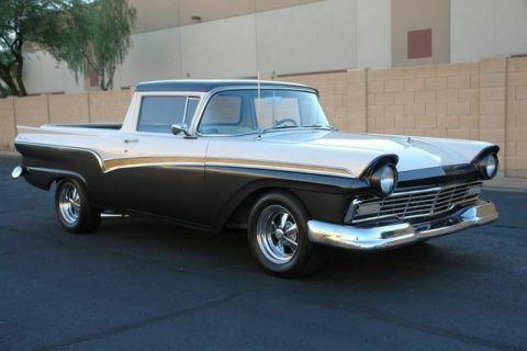 low miles 1957 Ford Ranchero vintage for sale
