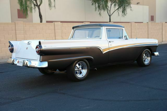low miles 1957 Ford Ranchero vintage