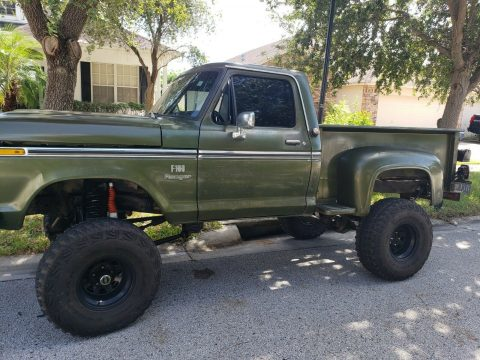 new parts 1976 Ford F 100 Ranger vintage for sale
