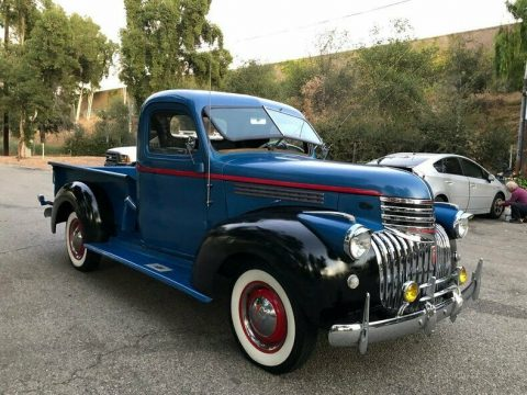 very nice 1941 Chevrolet 1/2 Ton Pickup vintage for sale