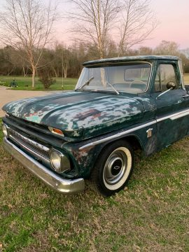 awesome patina 1964 Chevrolet C 10 vintage for sale