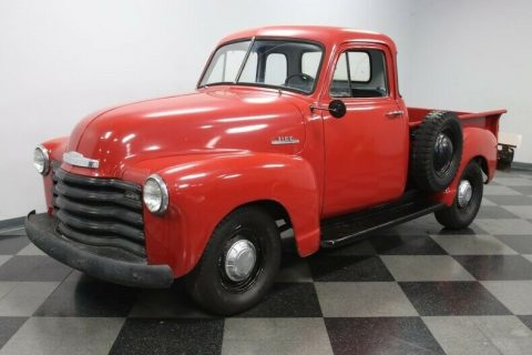 classic 1953 Chevrolet Pickup 5 Window vintage for sale