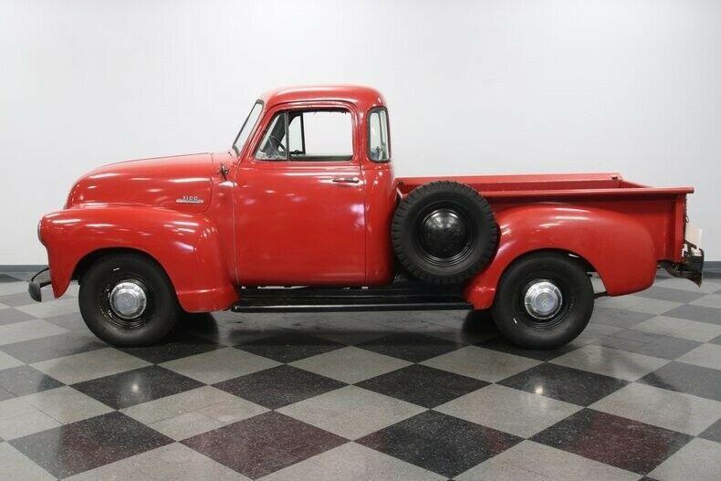 classic 1953 Chevrolet Pickup 5 Window vintage