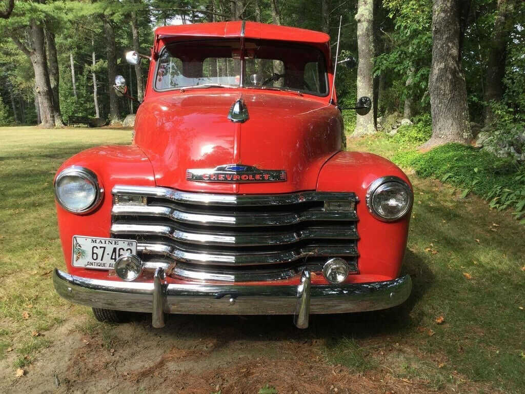 Original 1953 Chevrolet Pickup 3100 vintage
