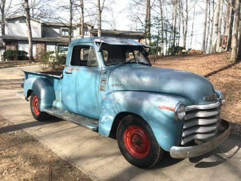 original 1953 Chevrolet Pickup vintage for sale