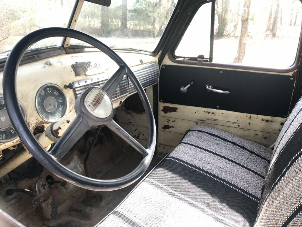 original 1953 Chevrolet Pickup vintage