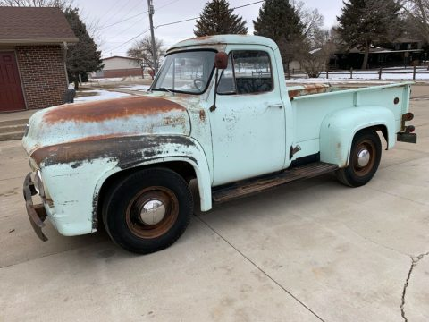 original patina 1953 Ford F 250 vintage for sale