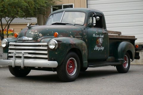 patina custom 1953 Chevrolet Pickup vintage for sale