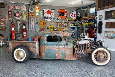 rad custom 1949 Chevrolet Pickup vintage for sale