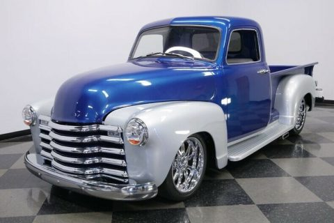 Restomod 1953 Chevrolet 3 Window Pickup vintage for sale