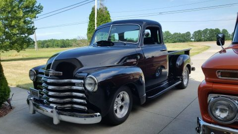 restomod 1953 Chevrolet 5 Window Pickup vintage for sale
