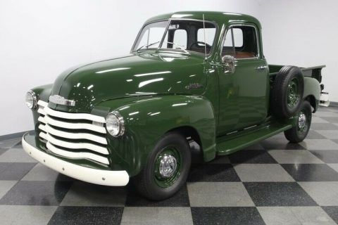 restomod 1953 Chevrolet Pickup 5 Window vintage for sale