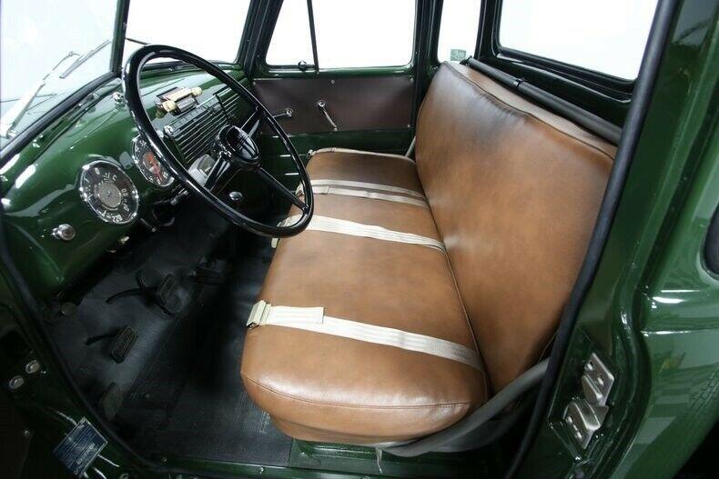 restomod 1953 Chevrolet Pickup 5 Window vintage