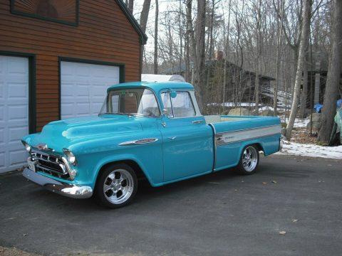 restomod 1957 Chevrolet Pickup vintage for sale