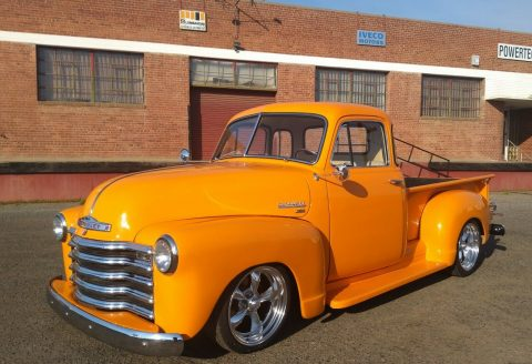 very nice 1951 Chevrolet Deluxe Pickup vintage for sale