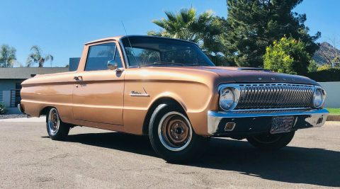 well modified 1963 Ford Falcon vintage for sale