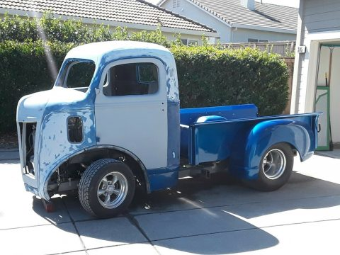 custom 1946 Ford Cabover Pickup vintage for sale