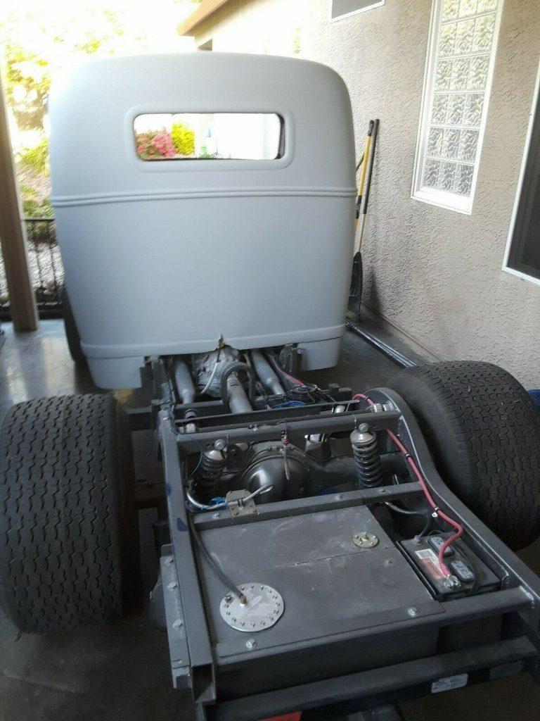 custom 1946 Ford Cabover Pickup vintage