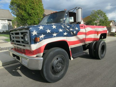 modified 1979 GMC C7000 vintage for sale