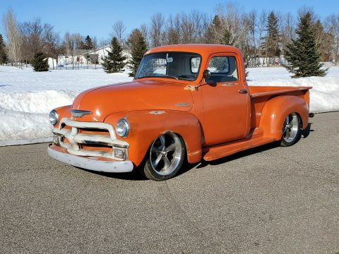 nice patina 1954 Chevrolet Pickup vintage for sale