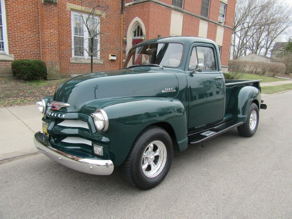 very nice 1954 Chevrolet Pickup vintage