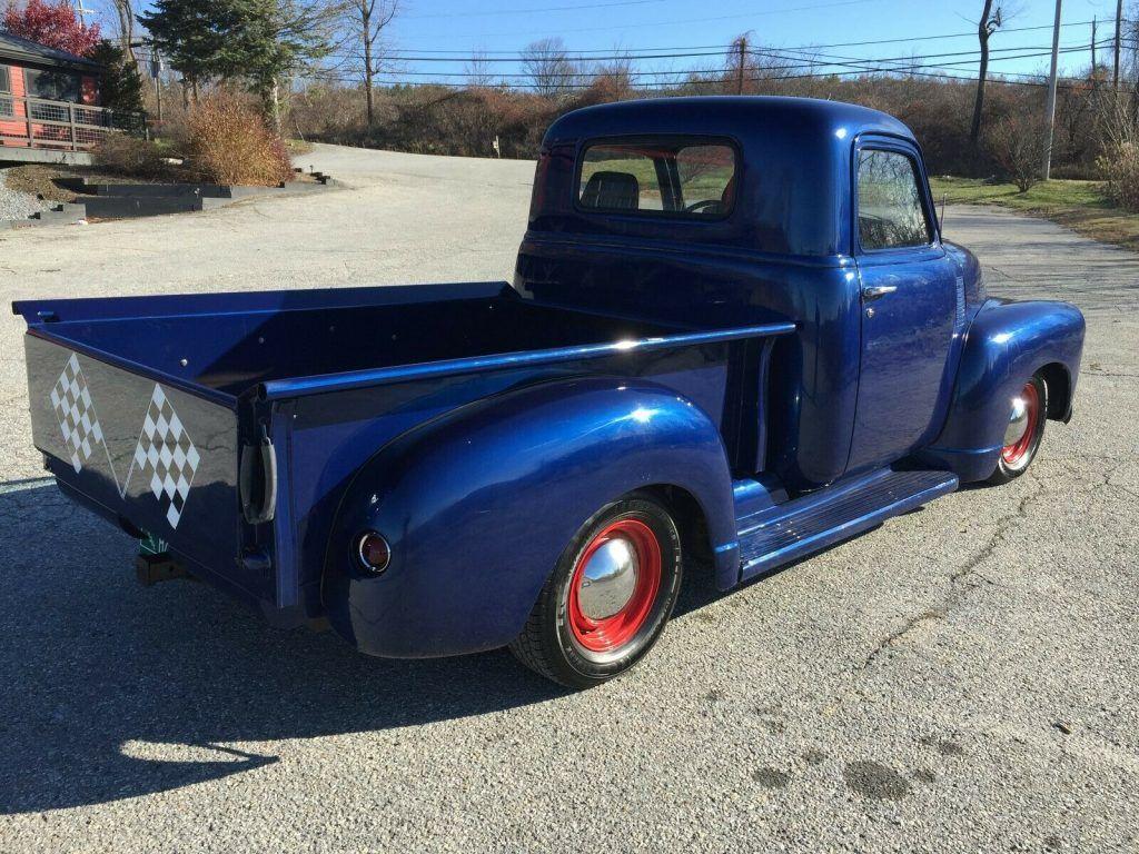 well built custom 1954 Chevrolet Pickup vintage