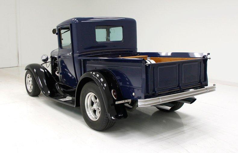 custom 1931 Ford Model A Pickup vintage