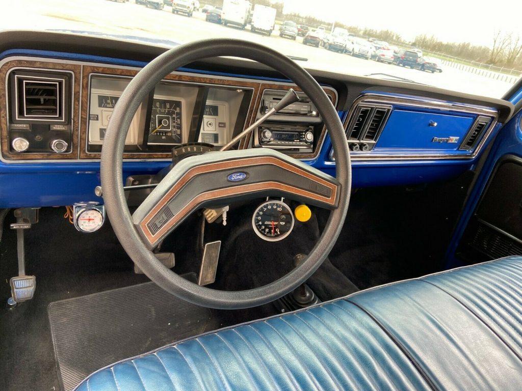 one of a kind 1978 Ford F 150 Ranger XLT vintage