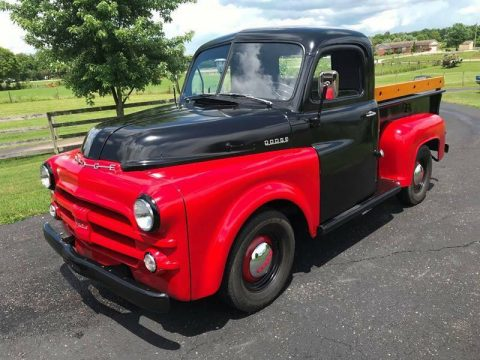 original 1953 Dodge Pickups Short BED vintage for sale