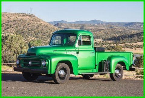 restored 1952 International Harvester R 110 vintage for sale