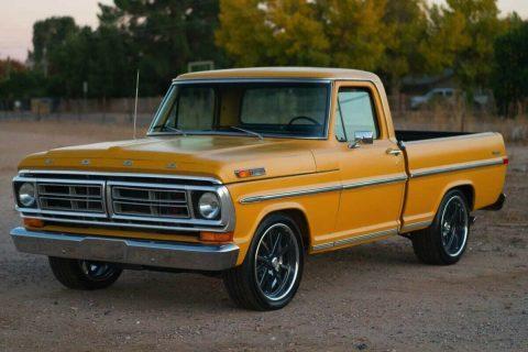 restored 1971 Ford 1/2 Ton Pickup Ranger vintage for sale