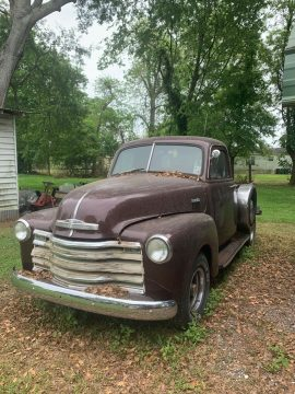 solid 1953 Chevrolet 3100 Pickup vintage for sale