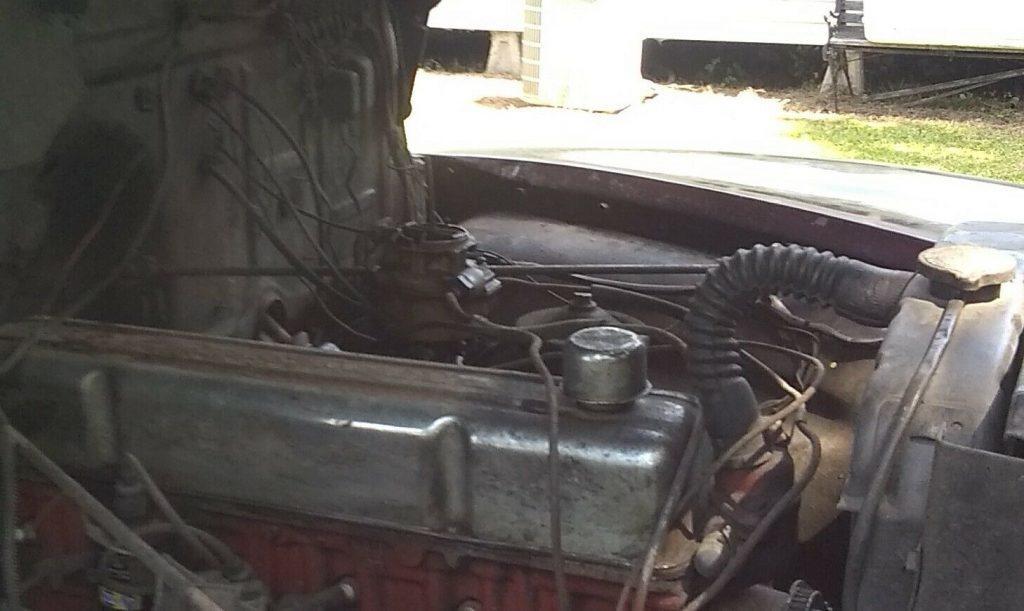 solid 1953 Chevrolet 3100 Pickup vintage