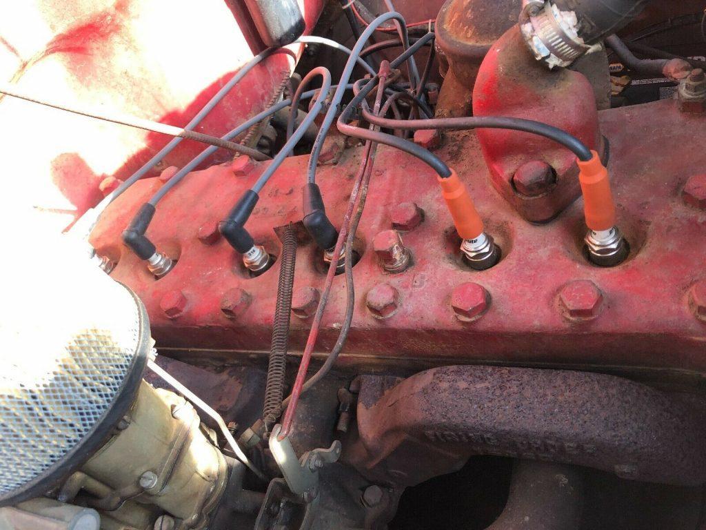 well preserved 1947 Studebaker M16 vintage