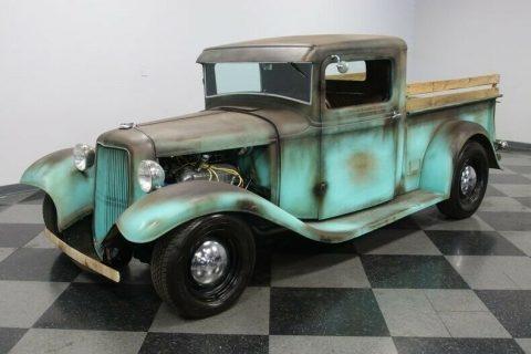 custom 1934 Ford Pickup Streetrod vintage for sale