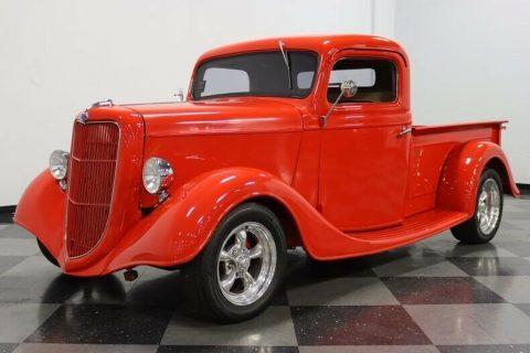 custom 1935 Ford Pickup vintage for sale