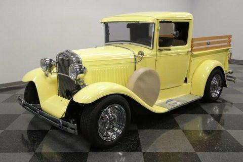 hot rod 1931 Ford Model A Pickup vintage for sale