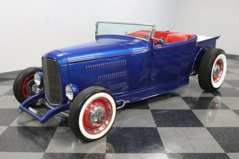 low miles 1931 Ford Pickup vintage for sale