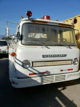 project 1970 International FR truck vintage for sale