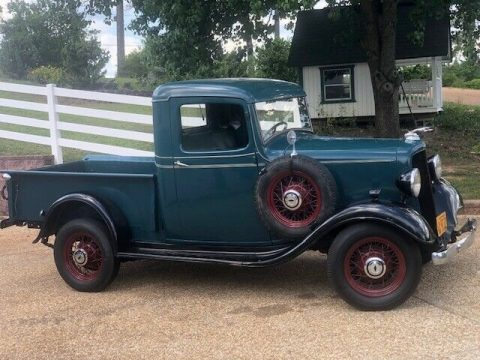 restored 1934 Chevrolet Pickup vintage for sale