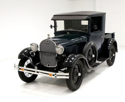 very nice 1929 Ford Model A Pickup vintage for sale