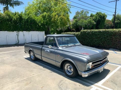 beautiful 1967 Chevrolet C 10 Pickup vintage for sale