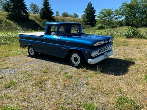 custom 1961 Chevrolet C 10 vintage for sale