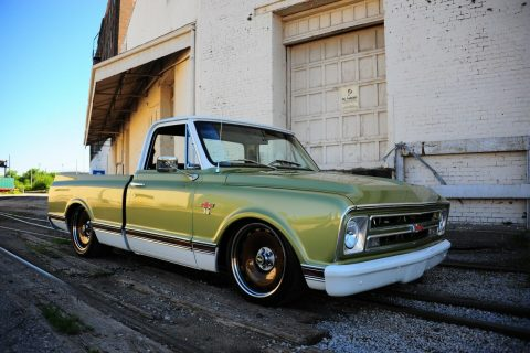 custom 1967 Chevrolet C 10 vintage for sale