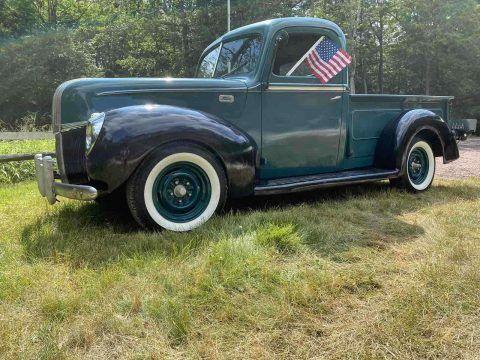 restored 1941 Ford F1 pickup vintage for sale